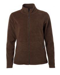 James & Nicholson Fleece Jacket Dames
