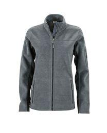 James & Nicholson Workwear Fleece Jacket Dames