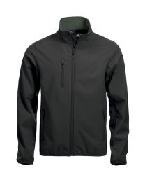Basic Softshell Jacket Heren New Wave