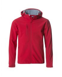 Basic Hoody Softshell Heren New Wave