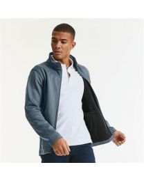 Heren Smart, softshell jas. Russell