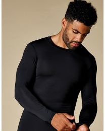 Base Layer Long Sleeve, heren.