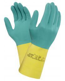 Schoonmaak handschoenen Ansell