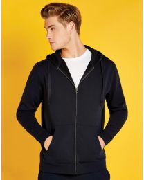Fit Zipped Hoodie Superwash® 60º, heren.