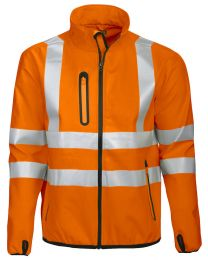 Functionele Softshell jas, Heren. Projob