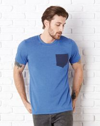 T-shirt Bella+Canvas Pocket Tee Uni