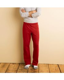 Joggingbroek Gildan Mens Heavy Open Bottom Sweatpant