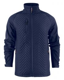 Heren, softshell jas, Maverick. Mac one