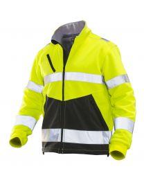 Jobman WorkWear Hi-Vis Lined Fleece Heren