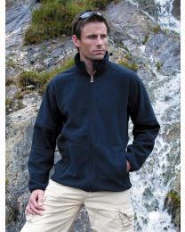 Fleece Jas Result Softshell Osaka Heren