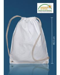 Tassen, Jassz linnen tassen, Drawstring Backpack