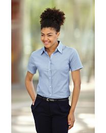 Blouses Fruit of the loom Oxford blouse dames