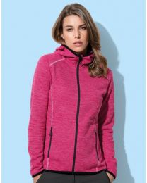 Stedman Recycled Fleece Jacket Hero Dames