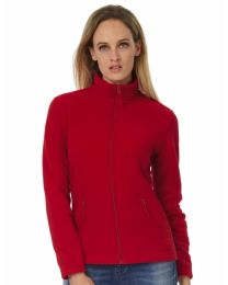 Micro Fleece Full Zip Dames