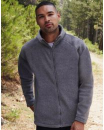 Fruit of the Loom Outdoor Full Zip Fleece Heren
