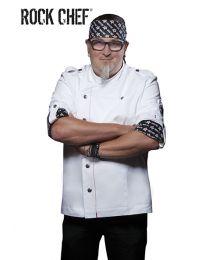 Koksbuis Rock Chef's Fashionable Jacket