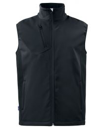 Bodywarmer Softshell, heren. Projob