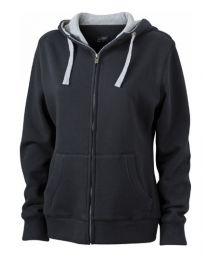 Dames` Lifestyle Zip hoodie.