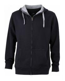 Heren, Lifestyle Zip hoodie.