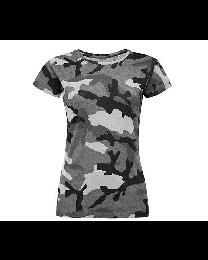 Camo T-Shirt Women
