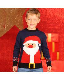 Kersttrui kerstman, Kinderen