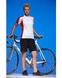 Fietsbroek J&N Bike Short Dames