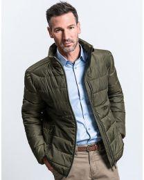 Gewateerde jas, heren, Nano Russell