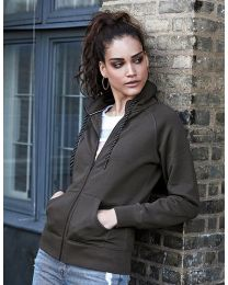 Dames, Fashion Full Zip Hoody.