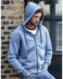 Heren, Fashion Full Zip Hoody.