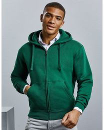 Authentic Zipp Hoodie, heren.