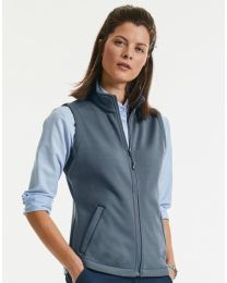 Dames, Smart Softshell Gilet. Russell.