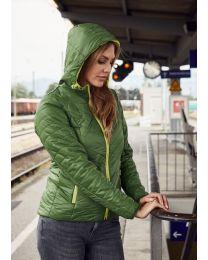 Lichte omkeerbare jas, met DuPont™ Sorona® wattering, dames.