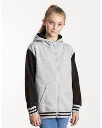 Urban Varsity, hoodie, kinderen.