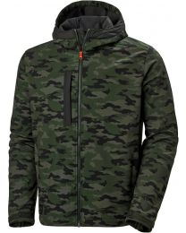 Kensington Hooded Softshell Jacket