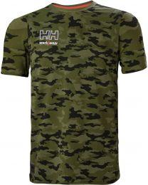 Kensington T-shirt camo