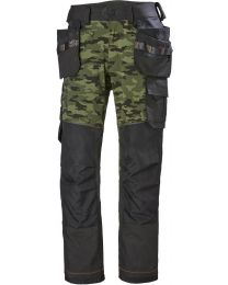 Chelsea Evolution Construction Pant - CAMO