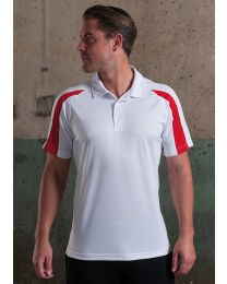 Hardloopshirt, heren polo