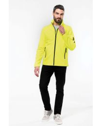 Kariban Softshell jas Heren
