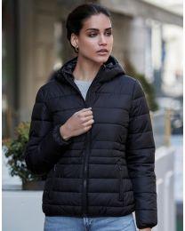 Gewatteerde TeeJays Zepelin jacket dames