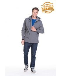 Lemon & Soda Hooded softshell Heren
