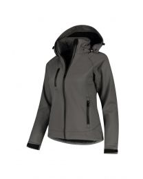 Macseis Safari dames softshell jas