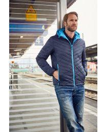 Lichte omkeerbare jas, met DuPont™ Sorona® wattering, heren.