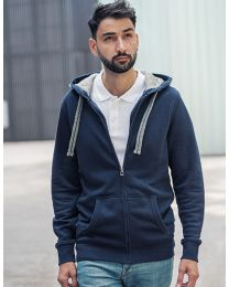 Hoody jacket, heren.