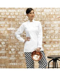 Koksbuis Premier Chef's lange mouw Dames