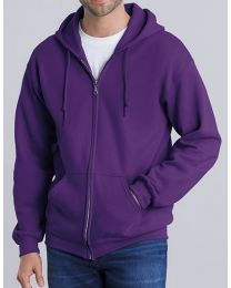 Heavy Blend™ full zip hoodie, heren.