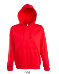 Heren, Hooded Zipped Jacket, Seven.