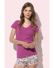T-shirt Claire V-neck