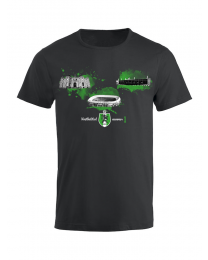 010 t-shirt heren, voetbalstad nummer 1